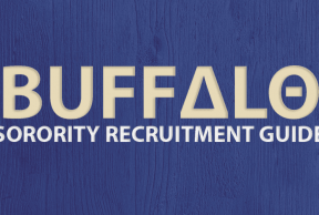 Tips to Survive University at Buffalo Sorority Rush Week
