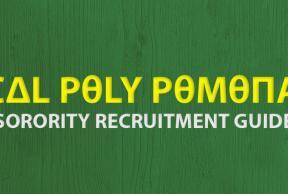 Tips to Survive Cal Poly Pomona Sorority Rush Week