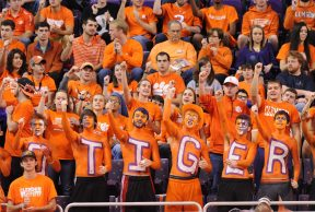 25 Types of Students in the Clemson