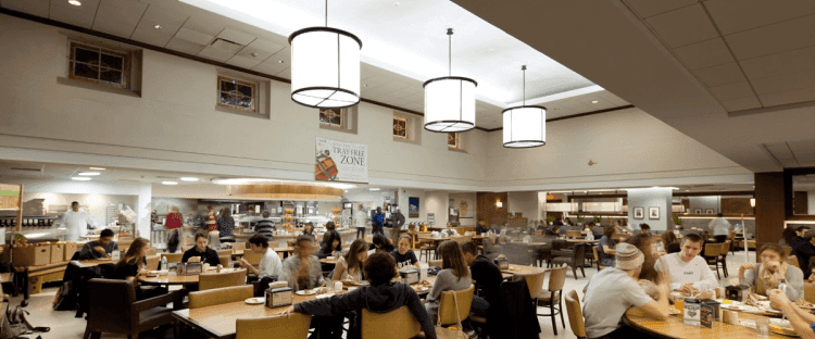 8 dining hall guide at nyu oneclass blog for U of t dining hall