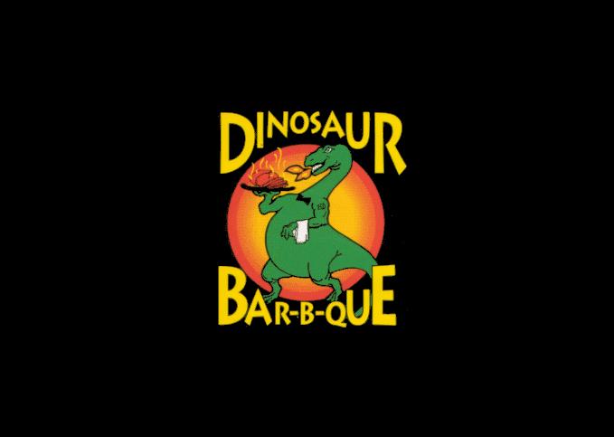 Dinosaur bbq logo 1