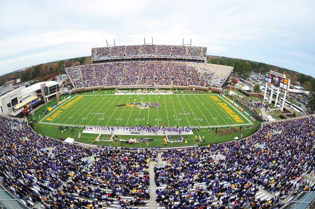 11 Reasons NOT to go to East Carolina University