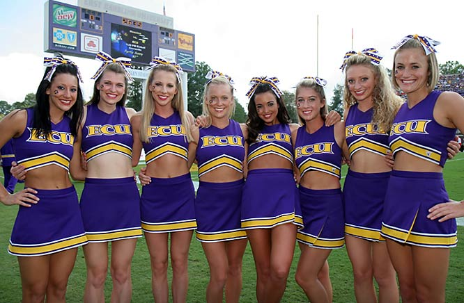 15 Reasons why ECU is better than NCSU