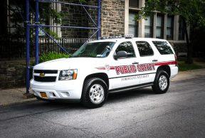 10 Ways to be Safe at Fordham University