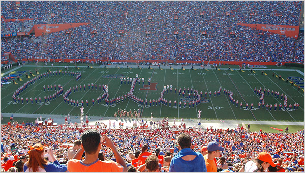 20 Things You Only Understand If You Go to The University of Florida