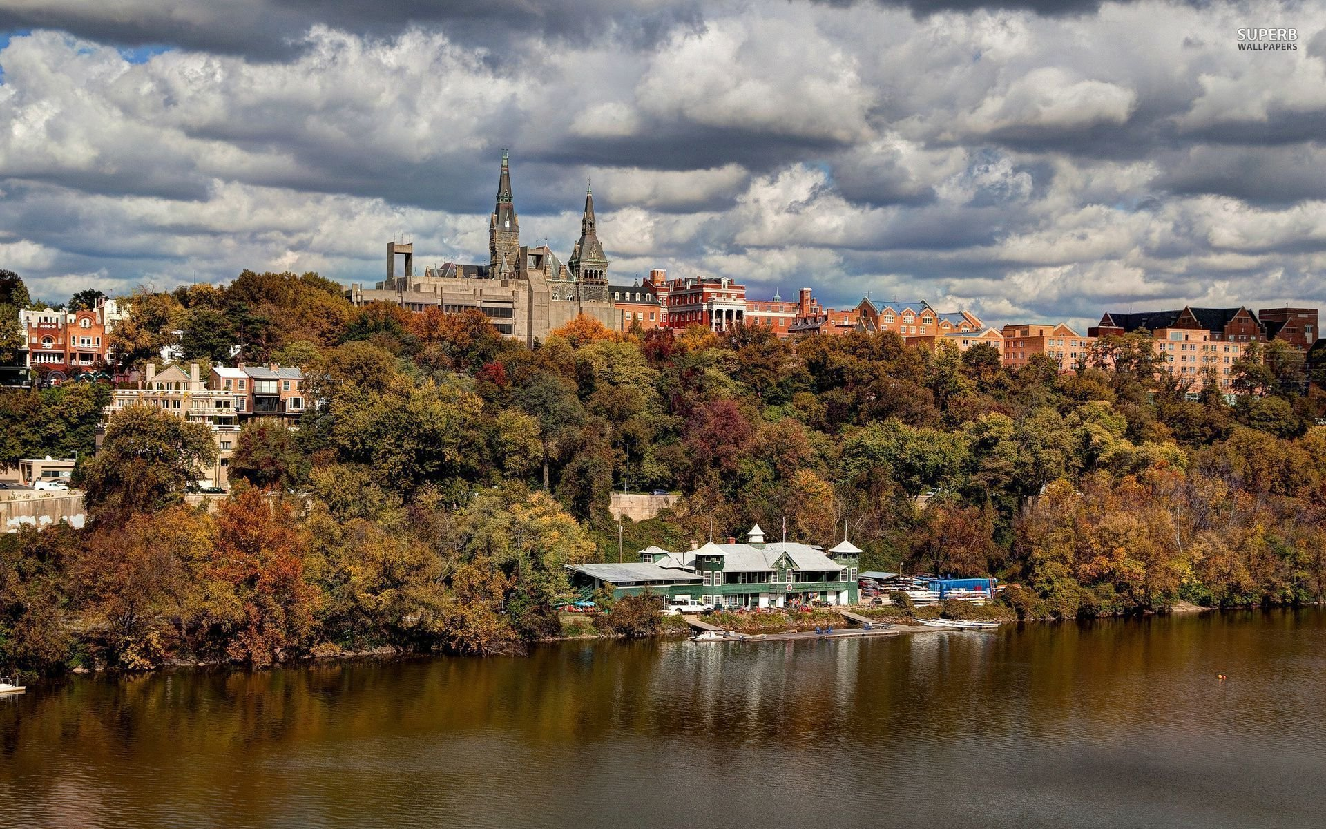 Georgetown university washington usa