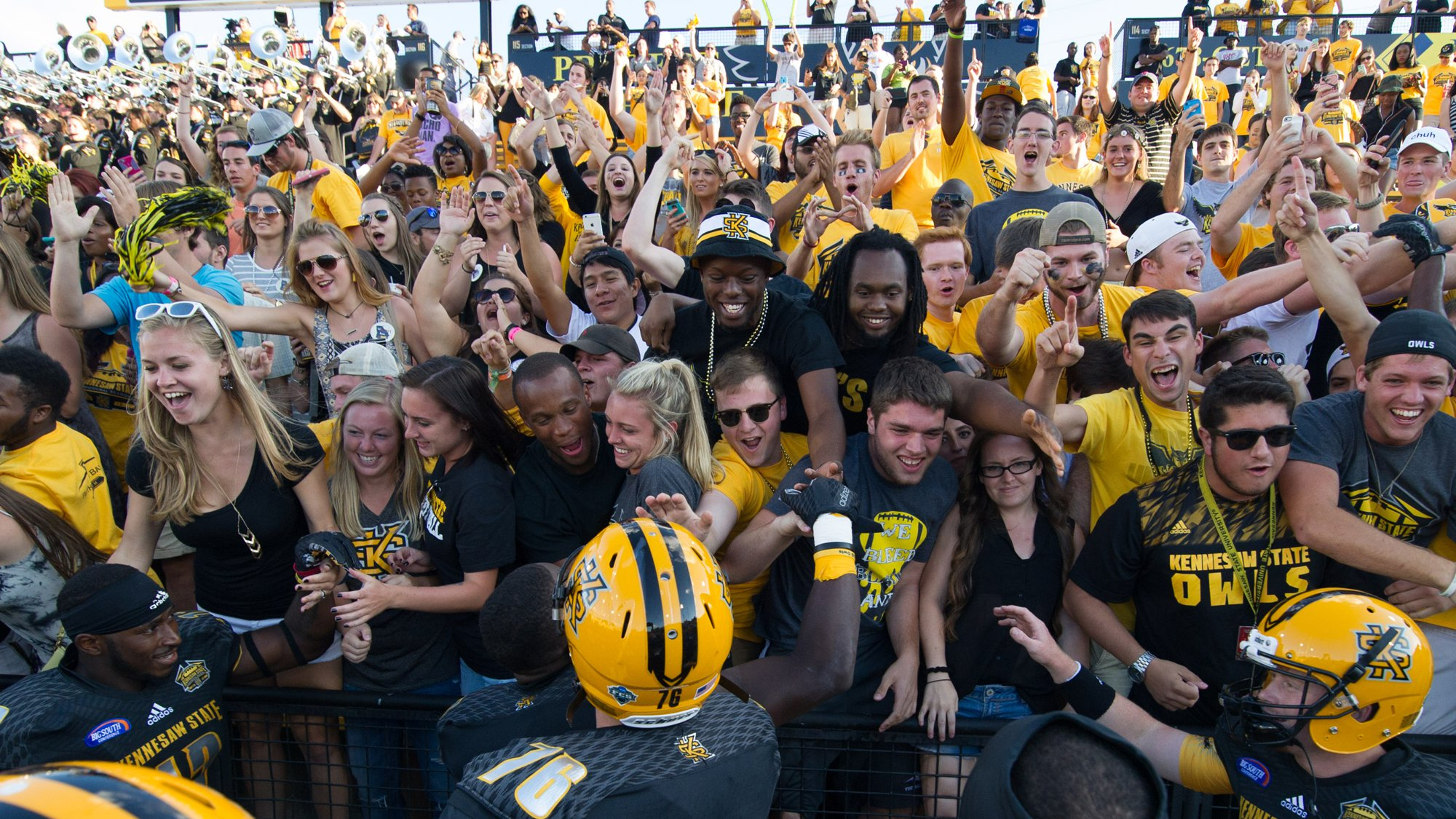 Kennesaw state 2