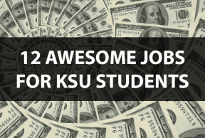 12 Awesome Jobs for Kent State Students