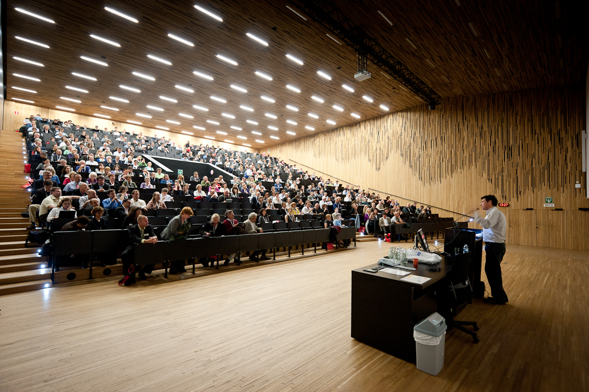 Lecture hall 8