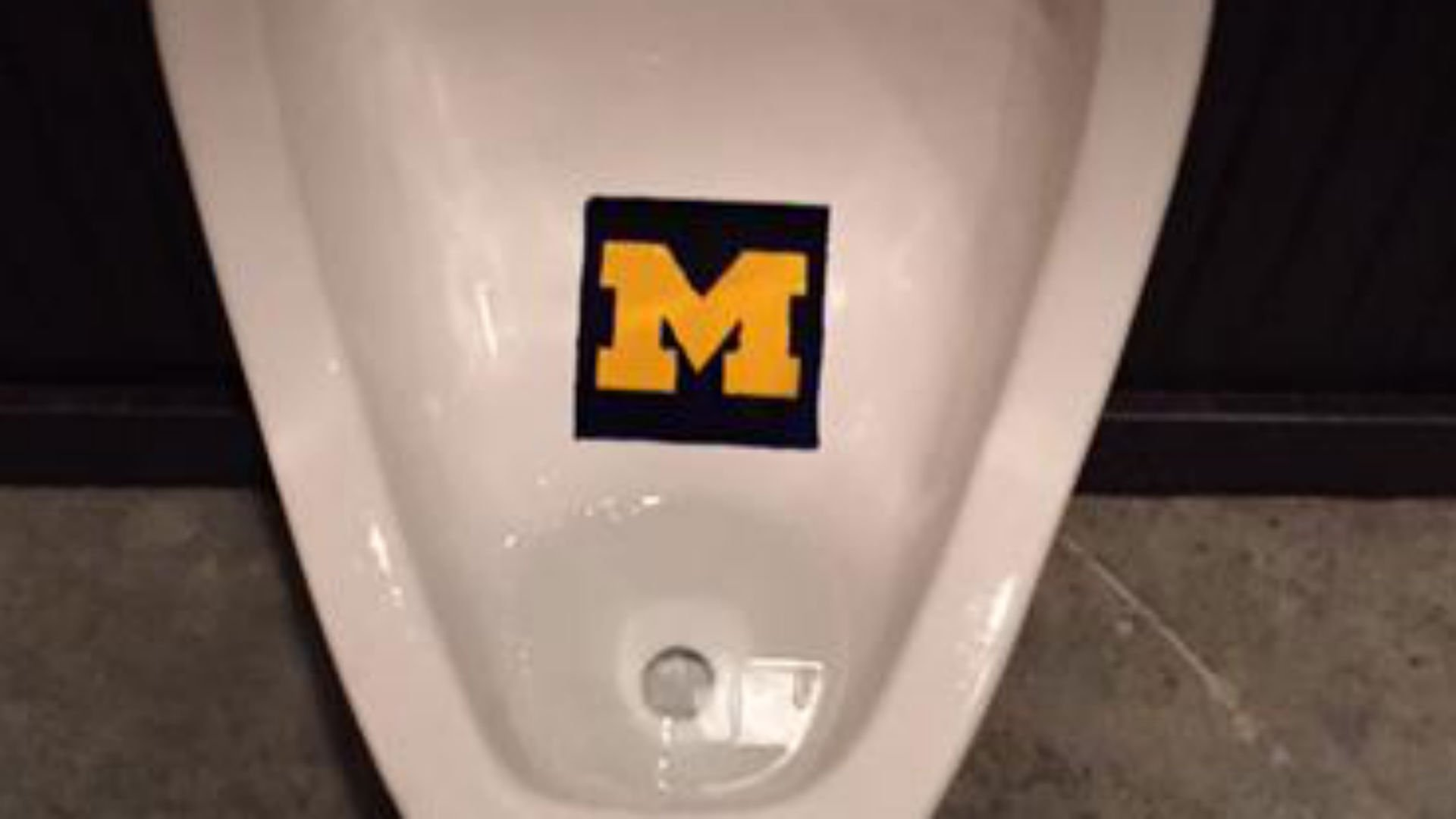 Michigan urinal 2