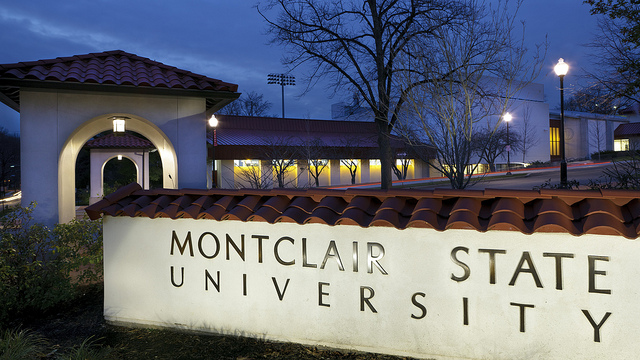 Montclair state best courses
