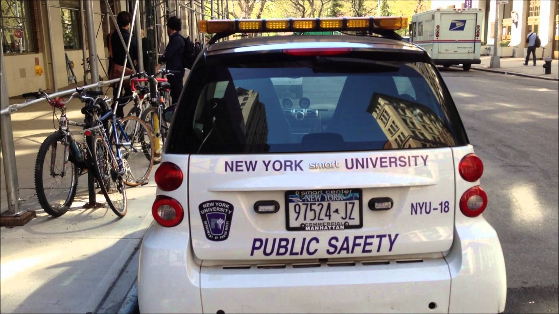Nyu police