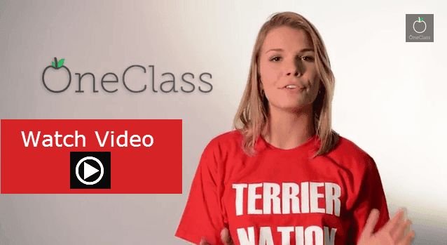 Oneclass bu video e mail watch video 1