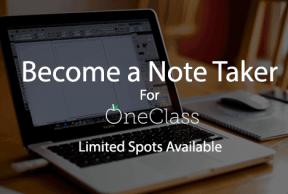 Become a Notetaker at St. John's University