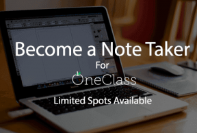 Become a Notetaker at University of Dayton