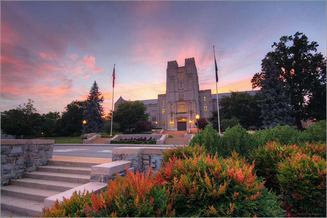 10 Signs That You go to Virginia Tech