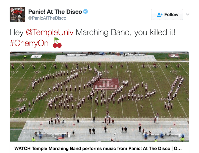 17 Posts That Sum up Temple University