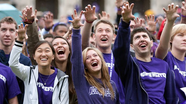 14 Signs You Go to Northwestern
