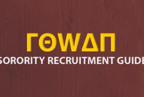 Tips to Survive Rowan University Sorority Rush Week