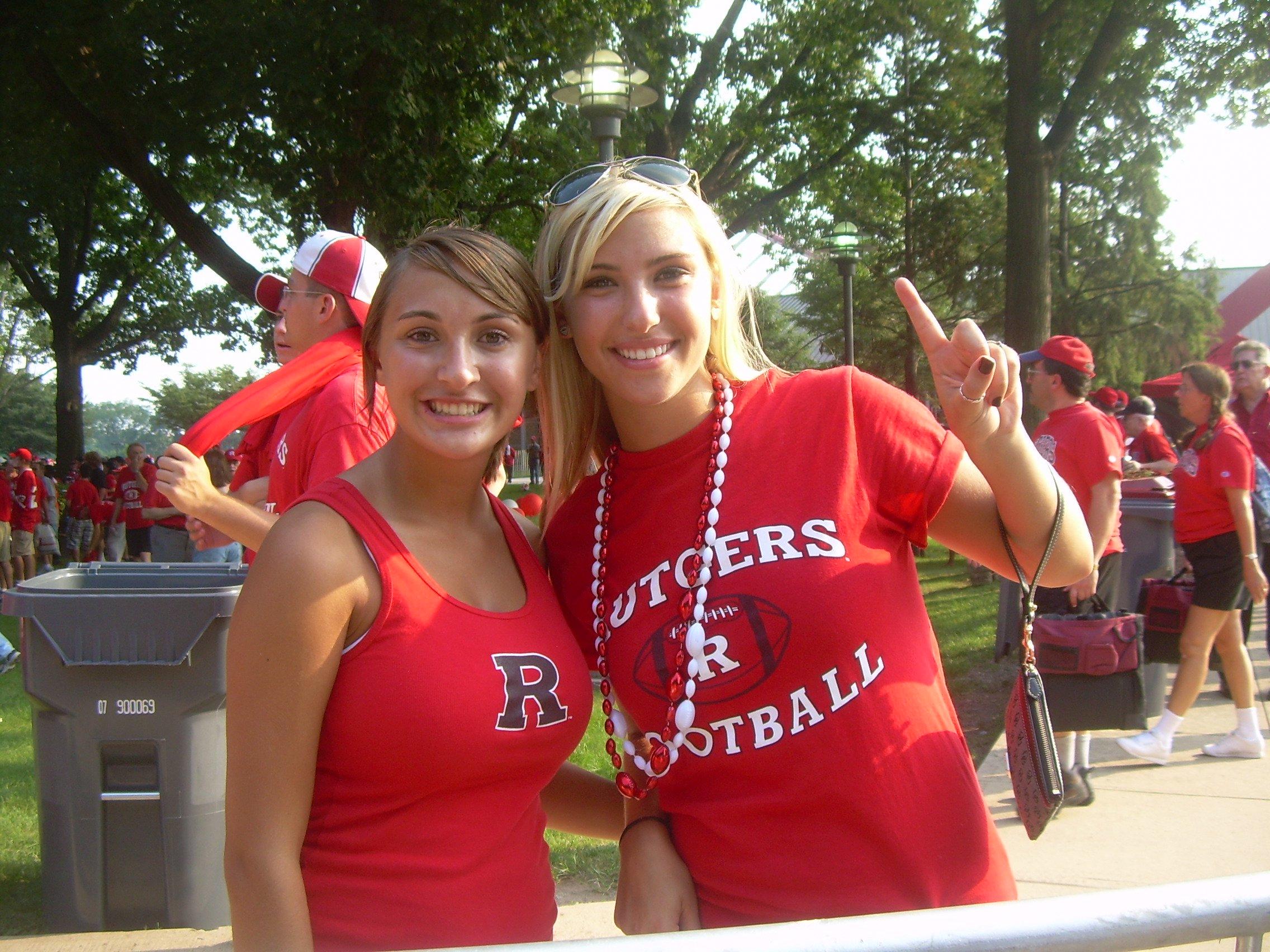 Rutgers roomates 2