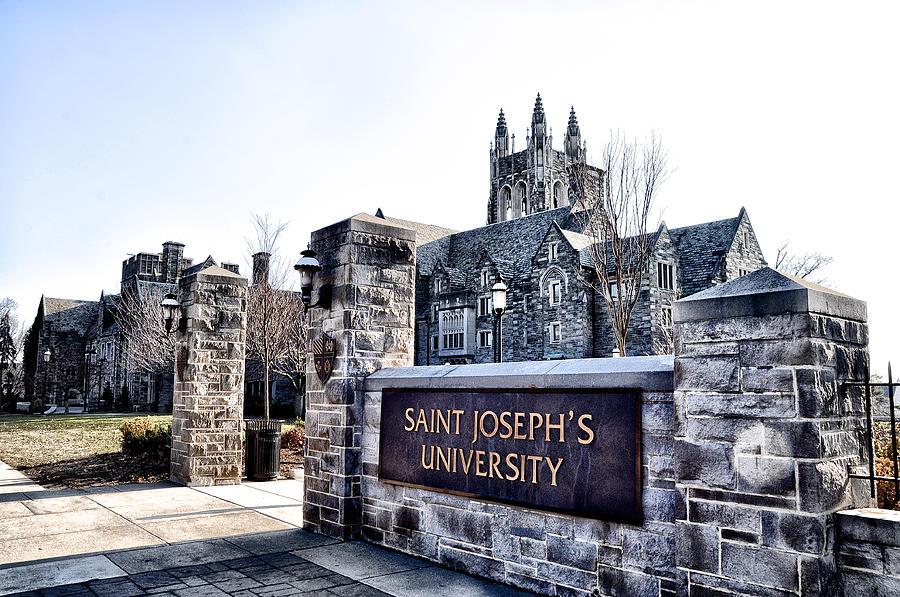 Saint josephs university bill cannon