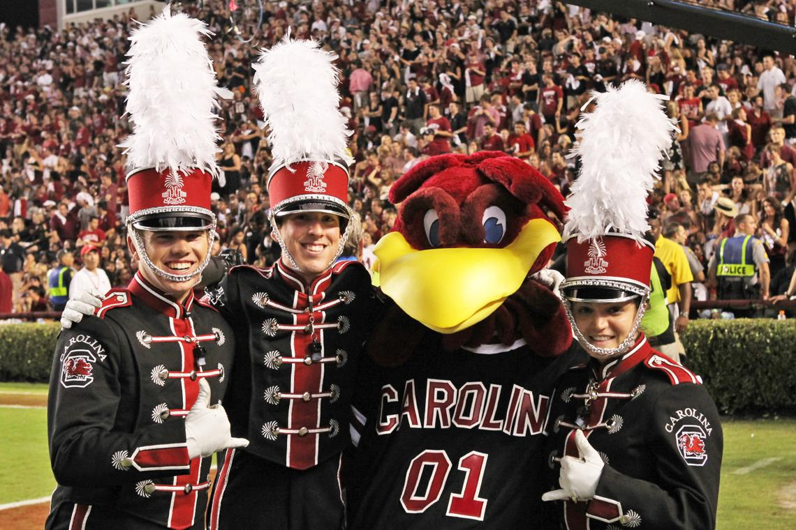 10 Signs You Go To the University of South Carolina