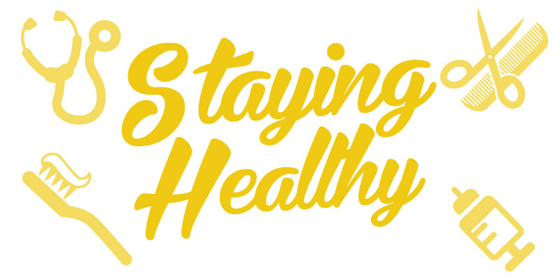 Staying healthy 1 16