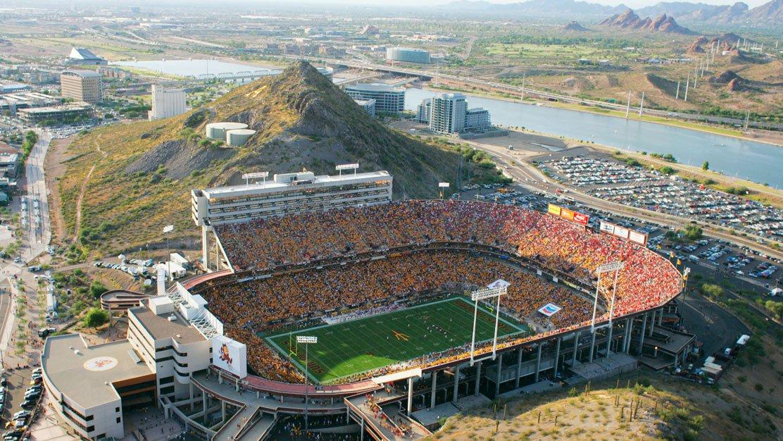 7 New Features in Arizona State's Sun Devil Stadium