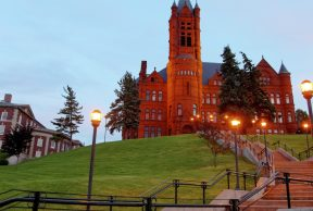 Best and Worst Things About Your First Week at Syracuse University