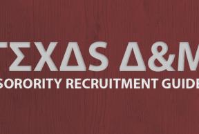 Tips to Survive Texas A&M University Sorority Rush Week