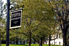 Move In Day Packing List at Tufts University