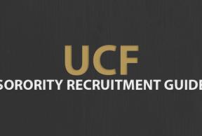 Tips to Survive UCF Sorority Rush Week