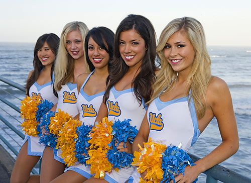 Ucla girls