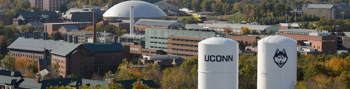 Uconn watertower