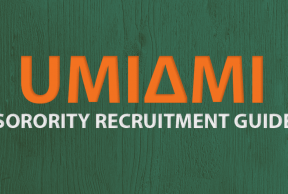 Tips to Survive the University of Miami Sorority Rush Week