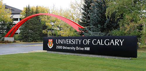 University of calgary best courses