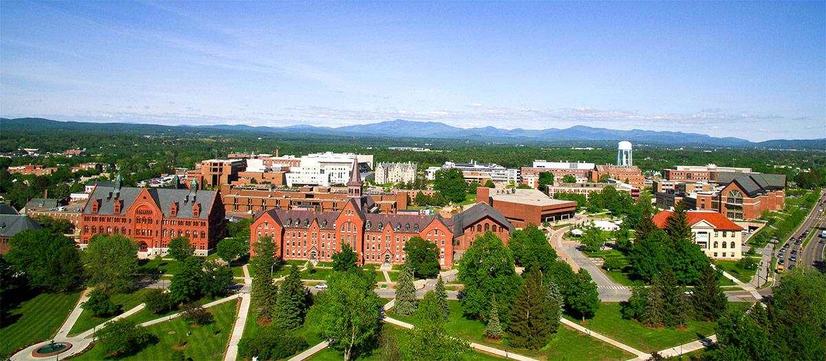 University of vermont best courses