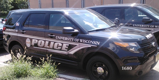 Uw madison campus police