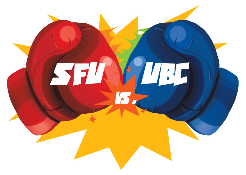 15 Reasons Why SFU is Better Than UBC