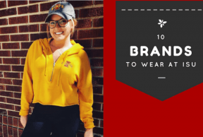 10 Brands to Wear at Iowa State University