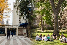 6 Reasons to Study at Fordham University