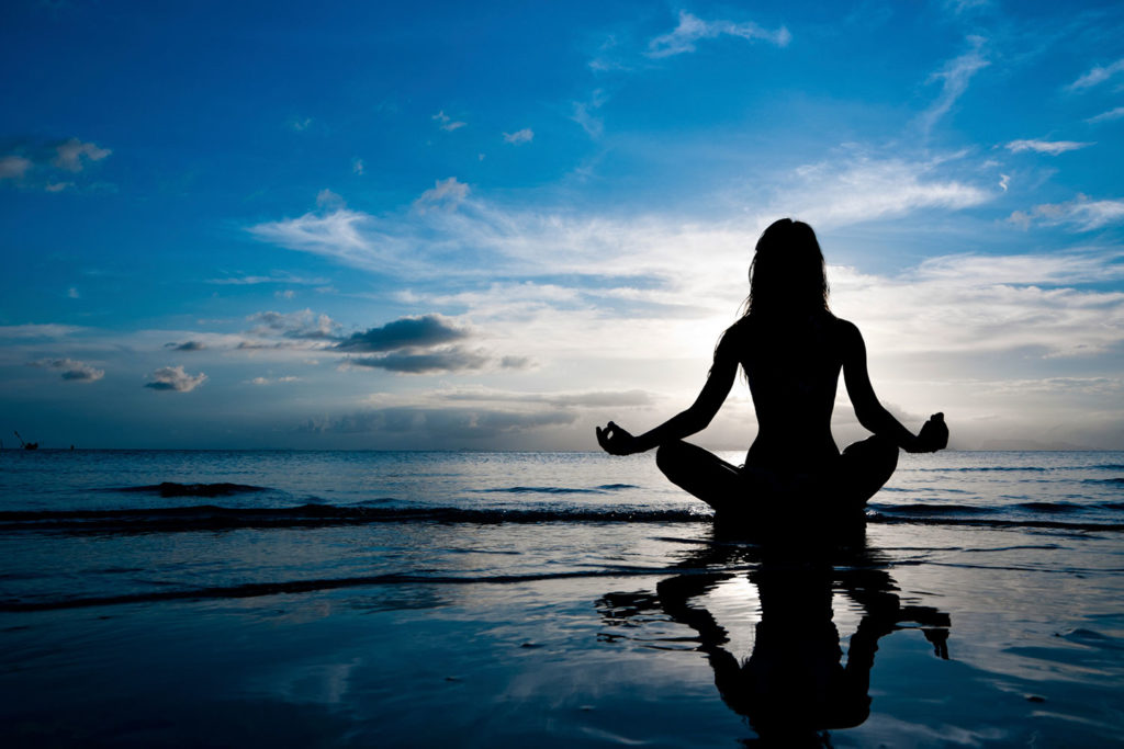 Meditation can improve mental health 1024x683