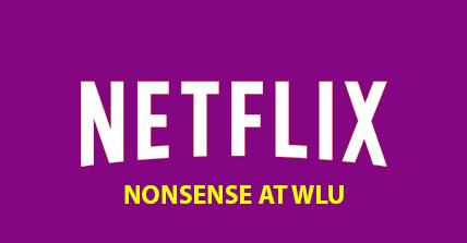 Netflix wlu
