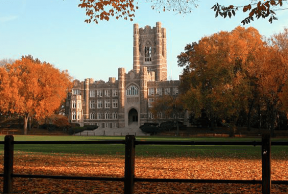 Best Places to Be Alone at Fordham University