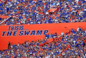 5 Best Places To Watch The UF Football Game