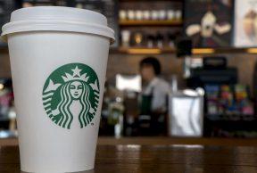 Starbucks at Fordham University