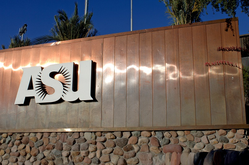 New asu sign 7387 0