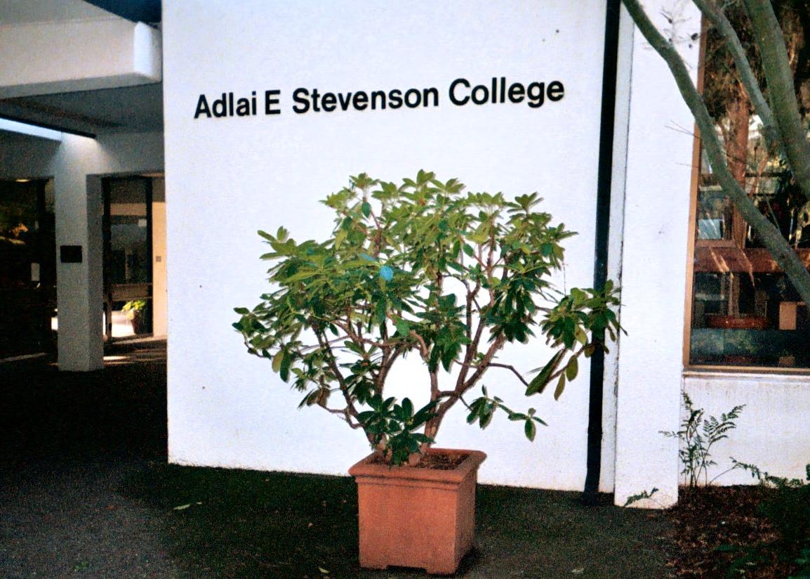 Stevenson college