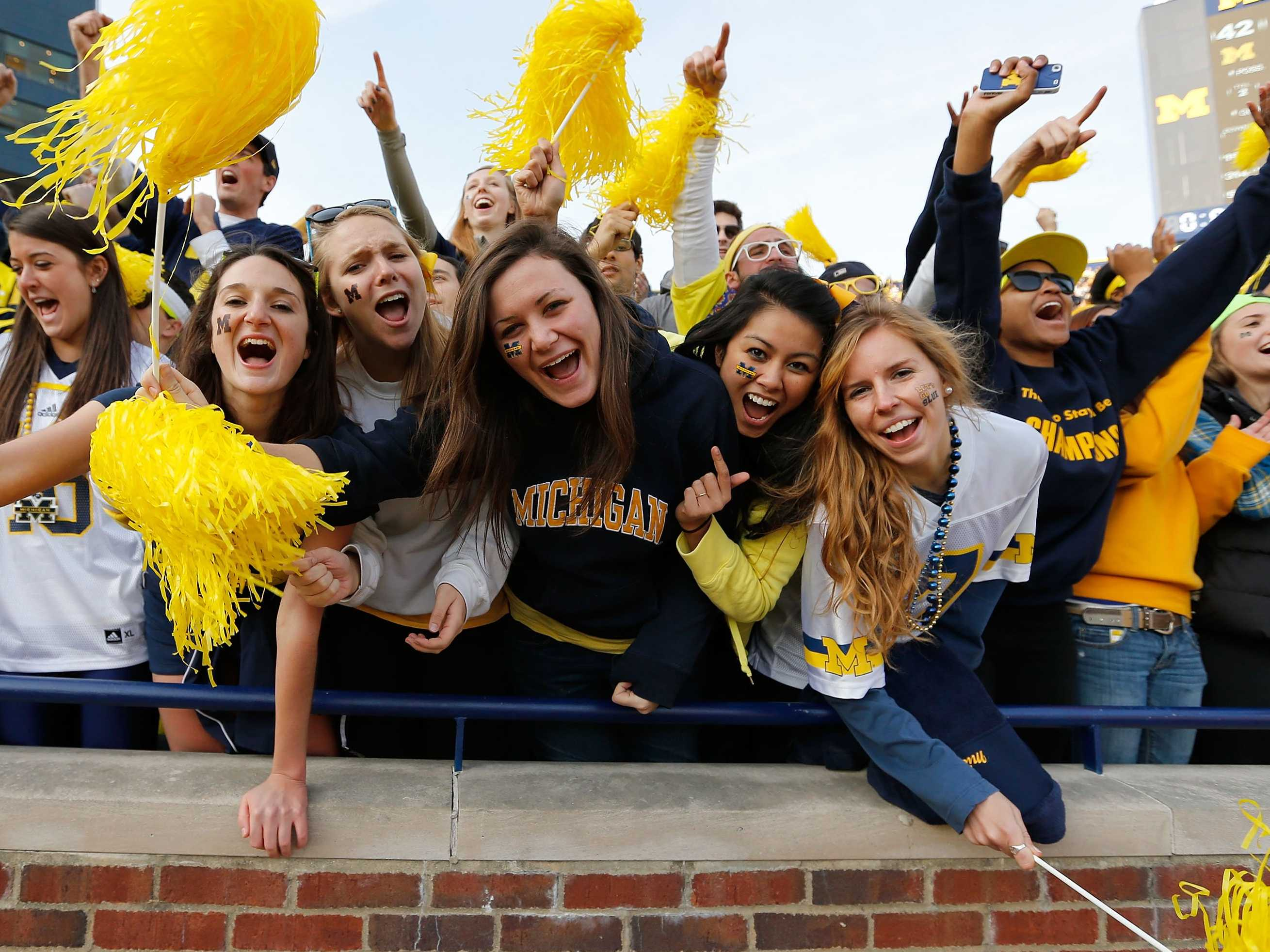 University of michigan is going to tell mom and dad if you misbehave