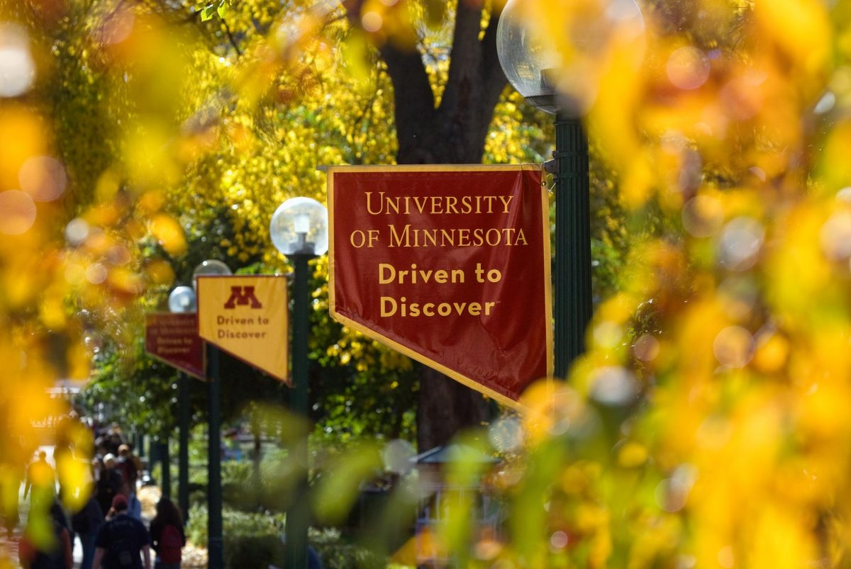Ranking of Freshman Dorms at the University of Minnesota